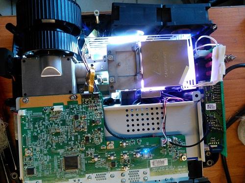 DSC 0094 - تعمیر ویدئو پروژکتور دیتا