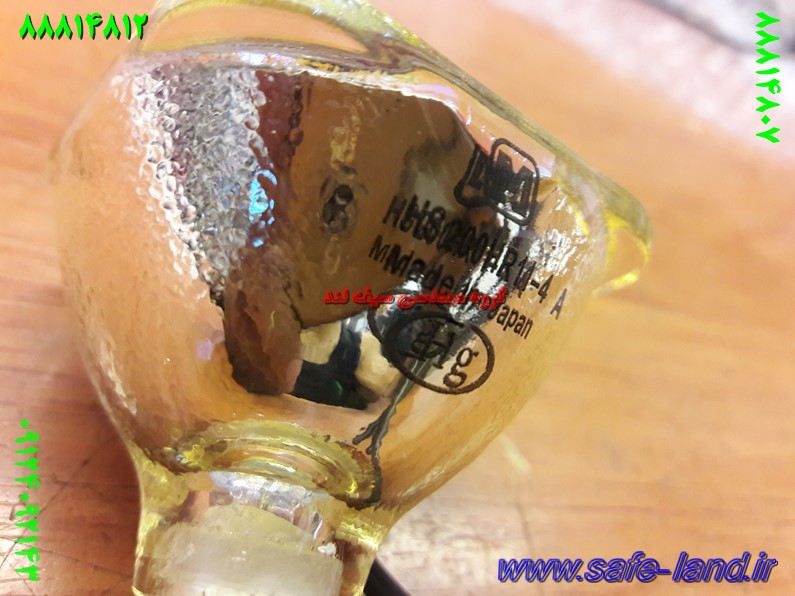 78 6969 9861 2 DT00731 3 - لامپ پروژکتور هیتاچی DT00731