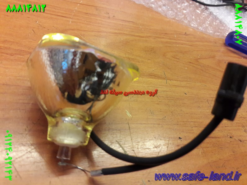 78 6969 9861 2 DT00731 4 - لامپ پروژکتور هیتاچی DT00731