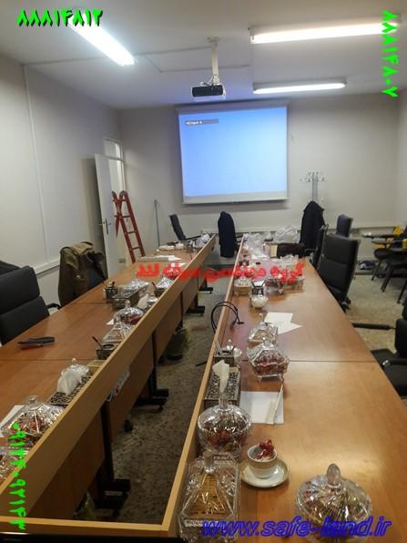 تعمیر ویدئو پروژکتور دیتا گروه مهندسی سیف لند تعمیر پروژکتور 158 - نصب ویدئو پروژکتور با چند ورودی (سویچ)