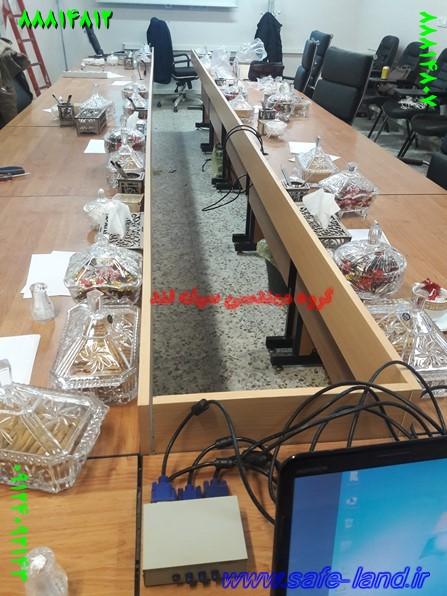 تعمیر ویدئو پروژکتور دیتا گروه مهندسی سیف لند تعمیر پروژکتور 160 - نصب ویدئو پروژکتور با چند ورودی (سویچ)