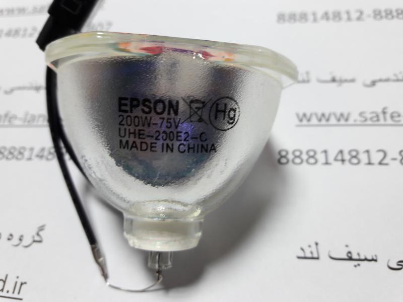 ۲۰۱۸۰۲۲۸ ۱۸۰۴۵۲ - لامپ پروژکتور اپسون ELPLP88 / V13H010L88