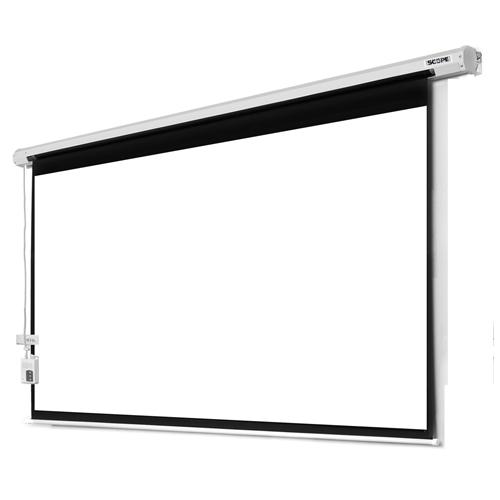 scope motorized projector wall screen electric size 250x250 fanava tech.ir  - لوازم جانبی پروژکتور