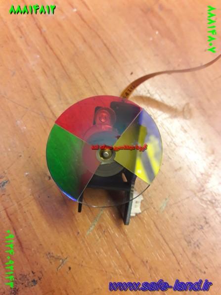safeland 54 - تغییر رنگ تصویر پروژکتور